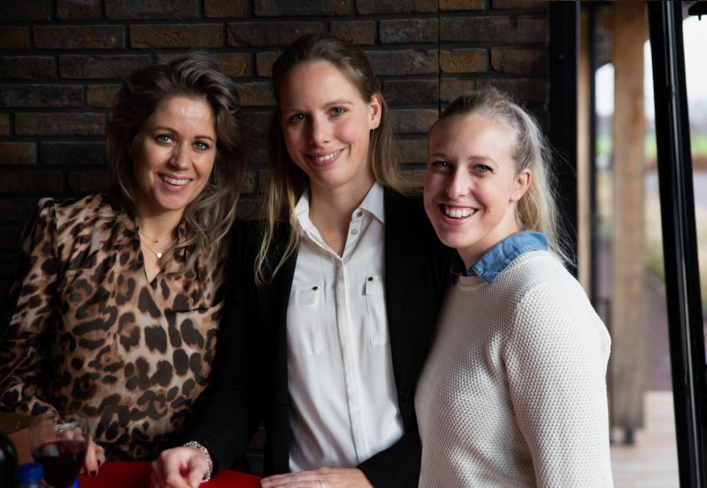 Go Social Team - Floor, Eefje, Sabine